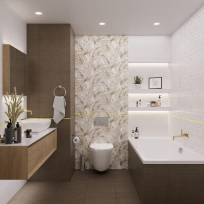 Brasiliana Global Tile